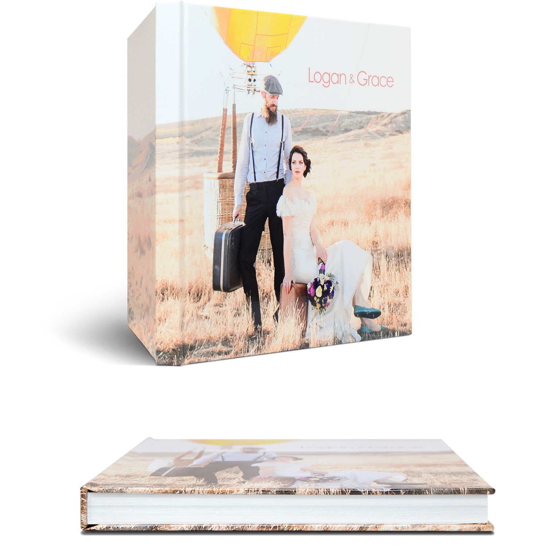 Photo Albums Direct - Press Printed Album