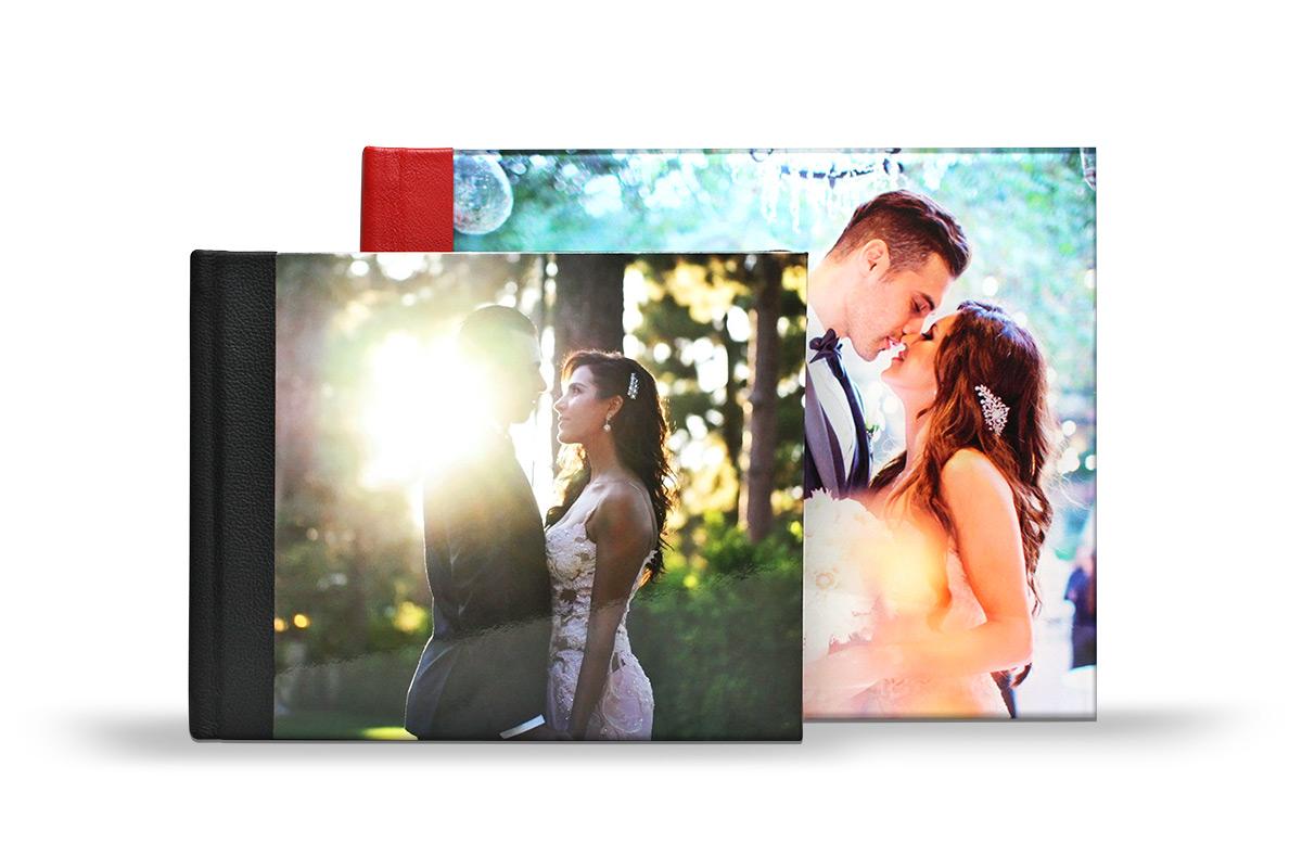 Photo Albums Direct - Rectangle Album Sizes