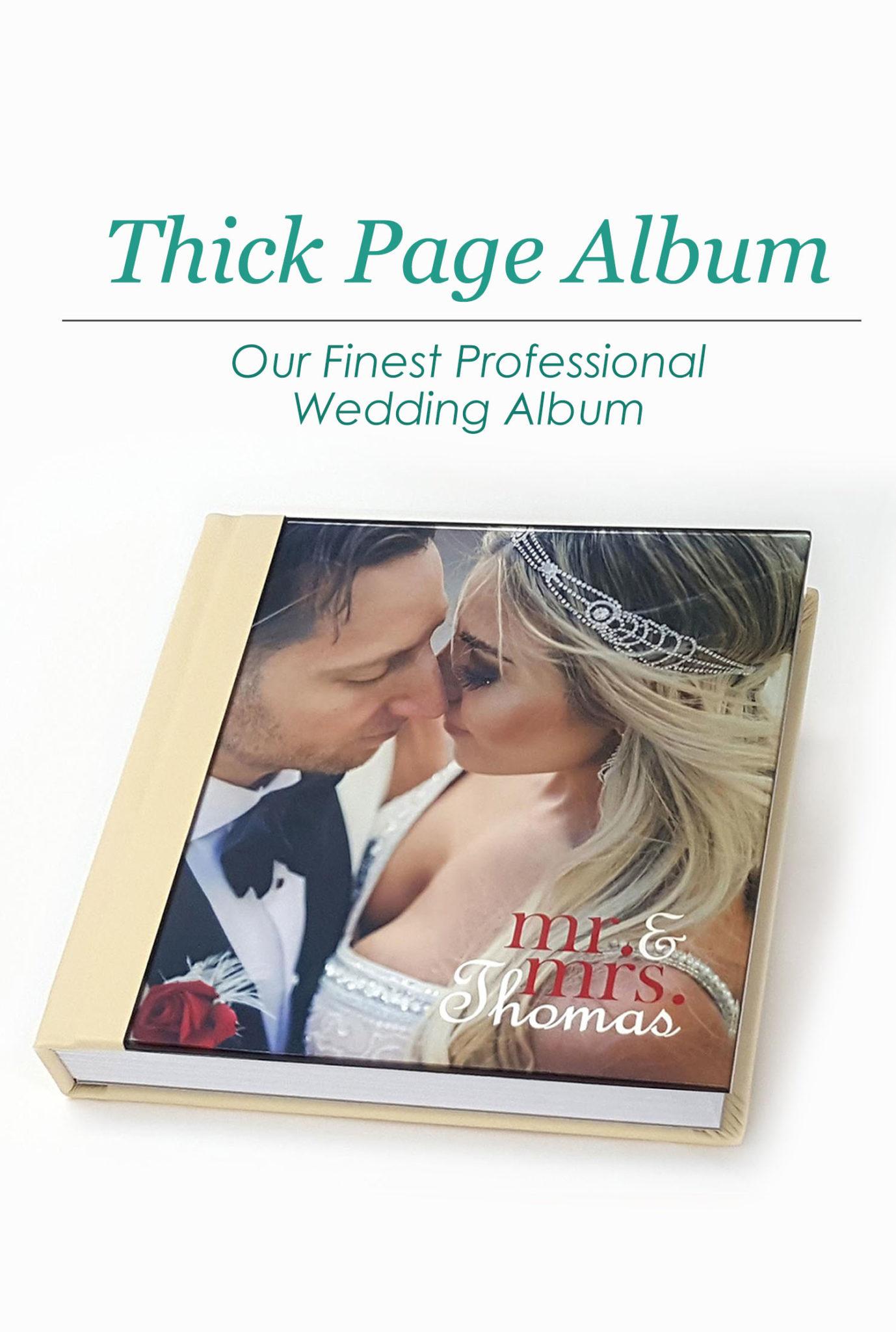 Personalized Photo Albums Thick Album Photo Albums Direct